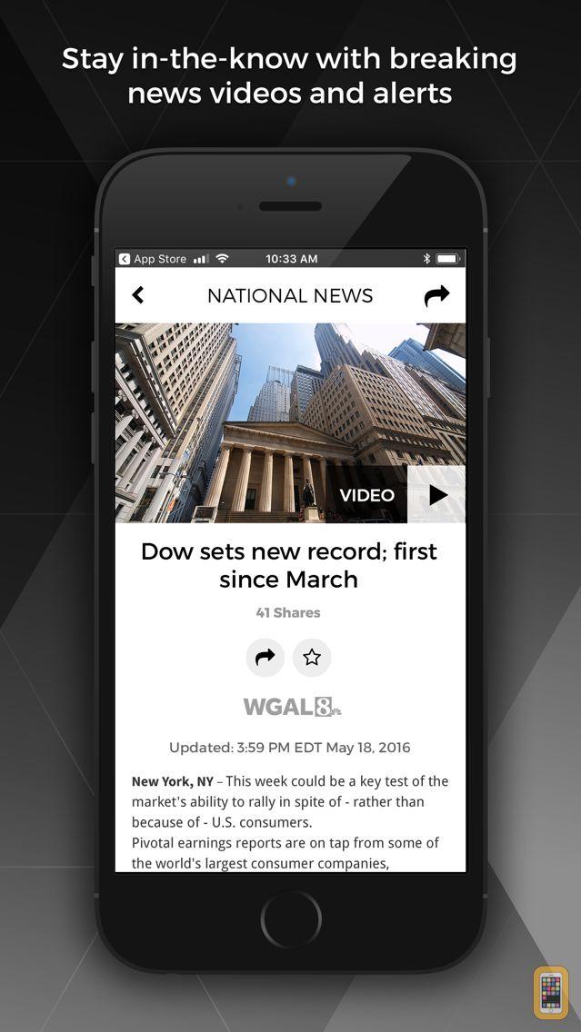 Screenshot - WGAL News 8