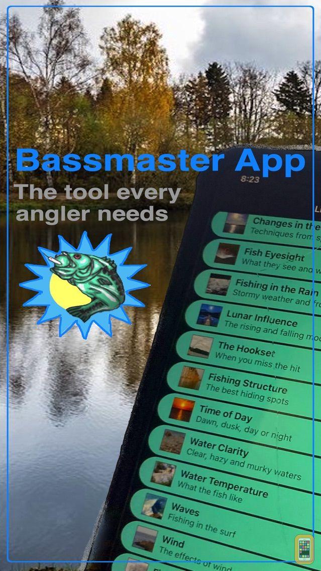Screenshot - Bassmaster App