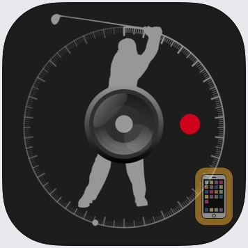 Tour Tempo Frame Counter - Record Golf Swing Video by Tour Tempo (Universal)
