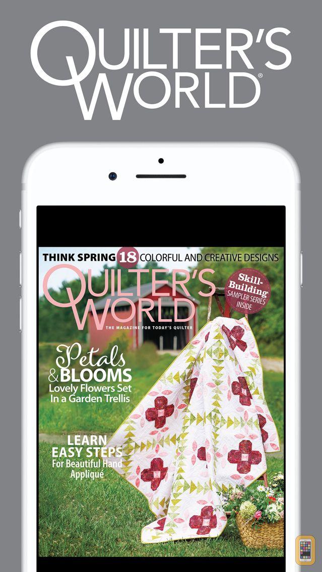Screenshot - Quilter's World