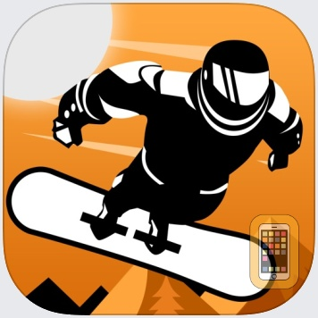 Krashlander - Ski, Jump, Crash! by Farseer Games LLC (Universal)
