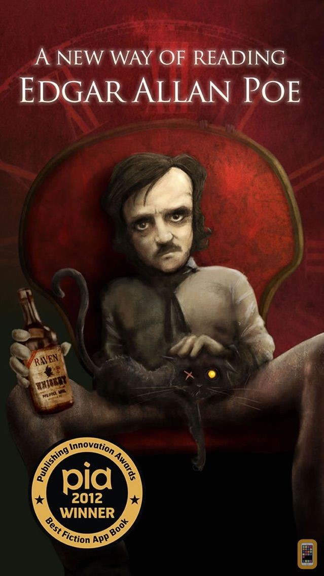 Screenshot - iPoe Vol. 1 - Edgar Allan Poe
