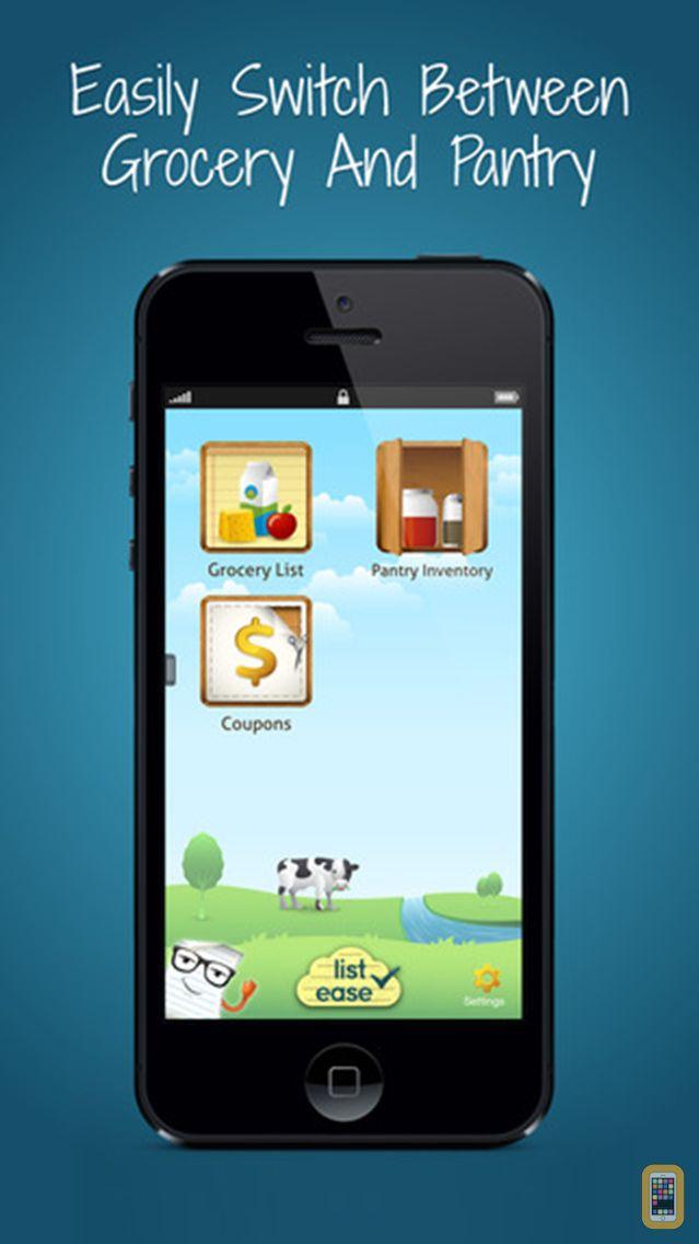 Screenshot - Shopping List Ease - Grocery