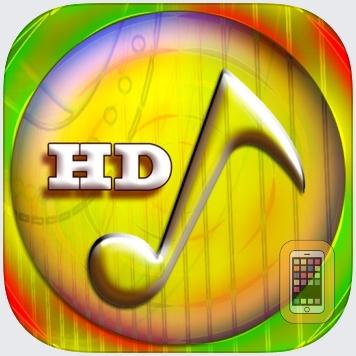 Light Harp HD by Alessandro Benedettini (iPad)