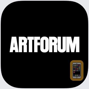 artguide by Artforum International Magazine (iPhone)