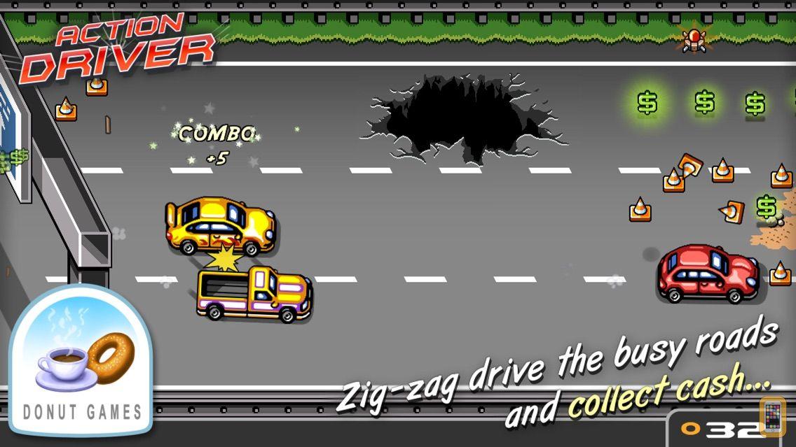 Screenshot - Action Driver