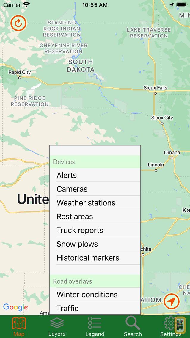 Screenshot - Nebraska Traveler