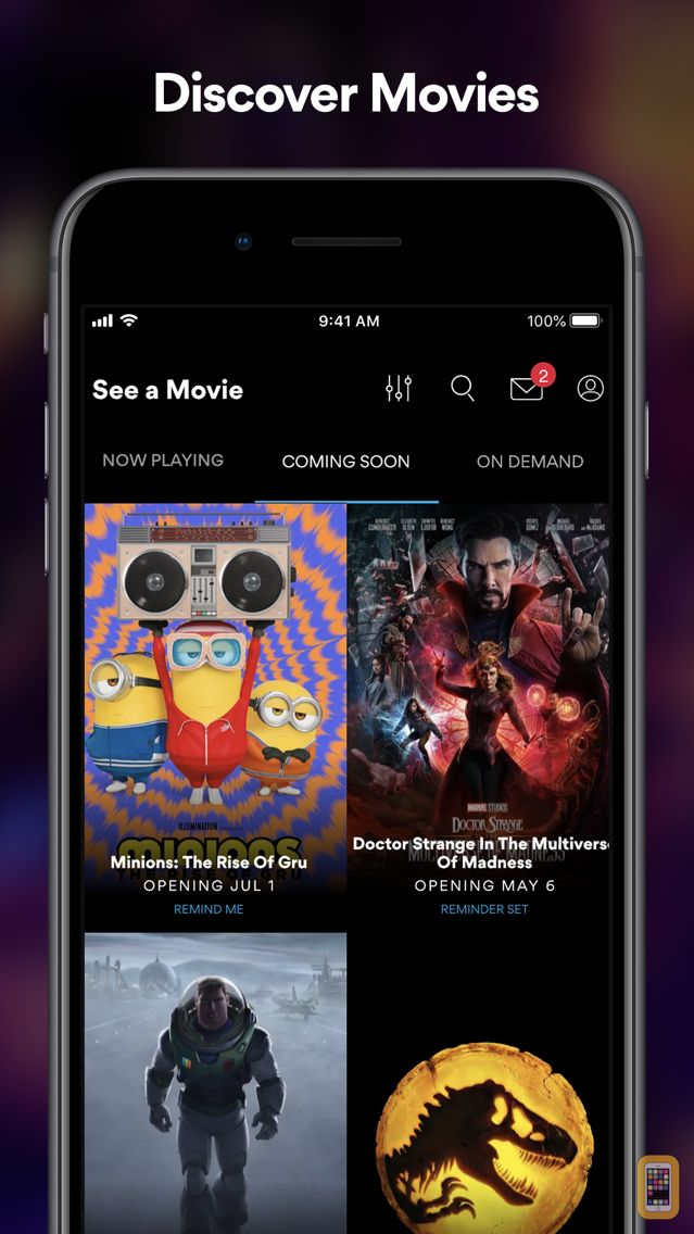 Screenshot - AMC Theatres: Movies & More