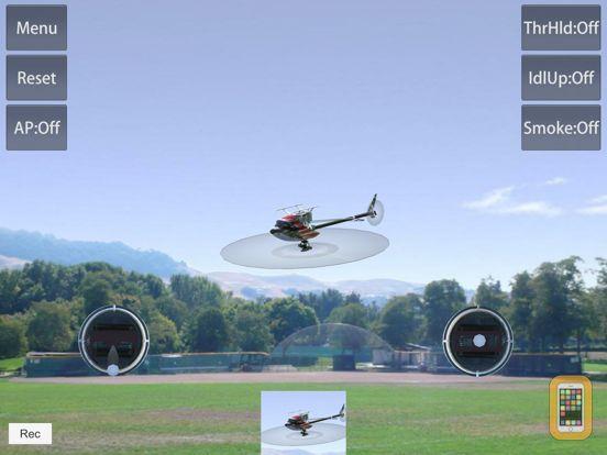 Screenshot - Absolute RC Heli Simulator