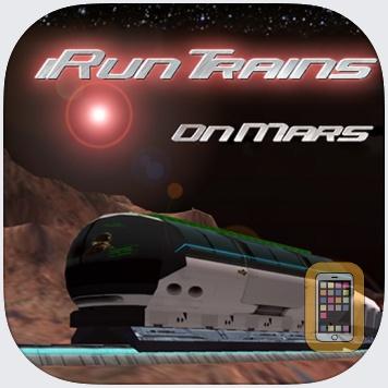 iRunTrains on Mars by Onomaly LLC (iPad)