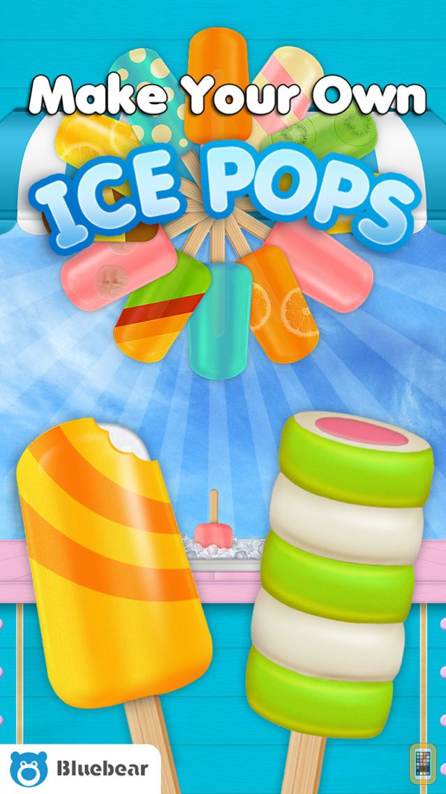 Screenshot - Ice Pops! - Make Popsicles by Bluebear