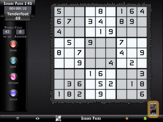Screenshot - Sudoku Packs 2 HD