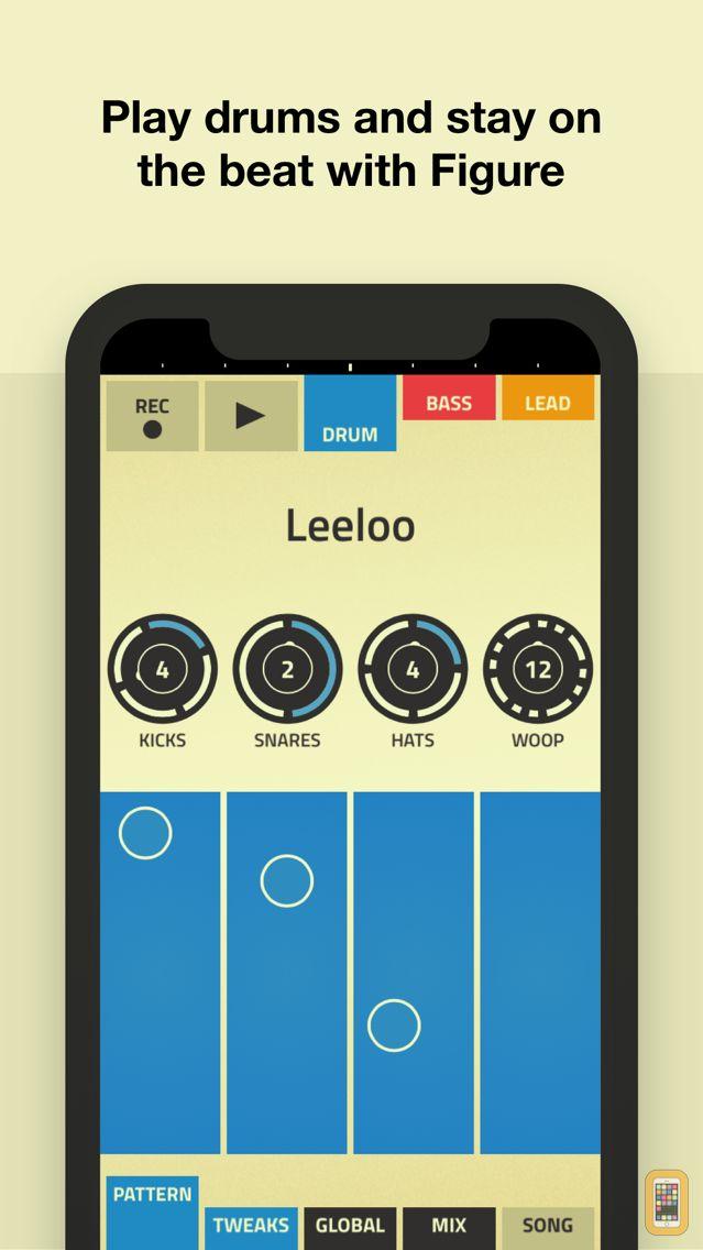 Screenshot - Figure - Make Music & Beats