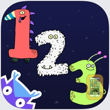 Little Digits Finger Counting by Cowly Owl Ltd (iPad)