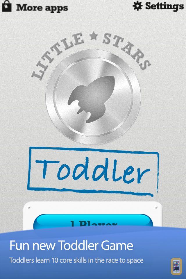 Screenshot - Little Stars - Toddler Games