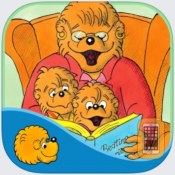 The Berenstain Bears' BIG Bedtime Book by Oceanhouse Media (Universal)