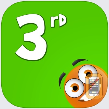 iTooch 3rd Grade App | Math, Language Arts and Science by eduPad Inc. (Universal)