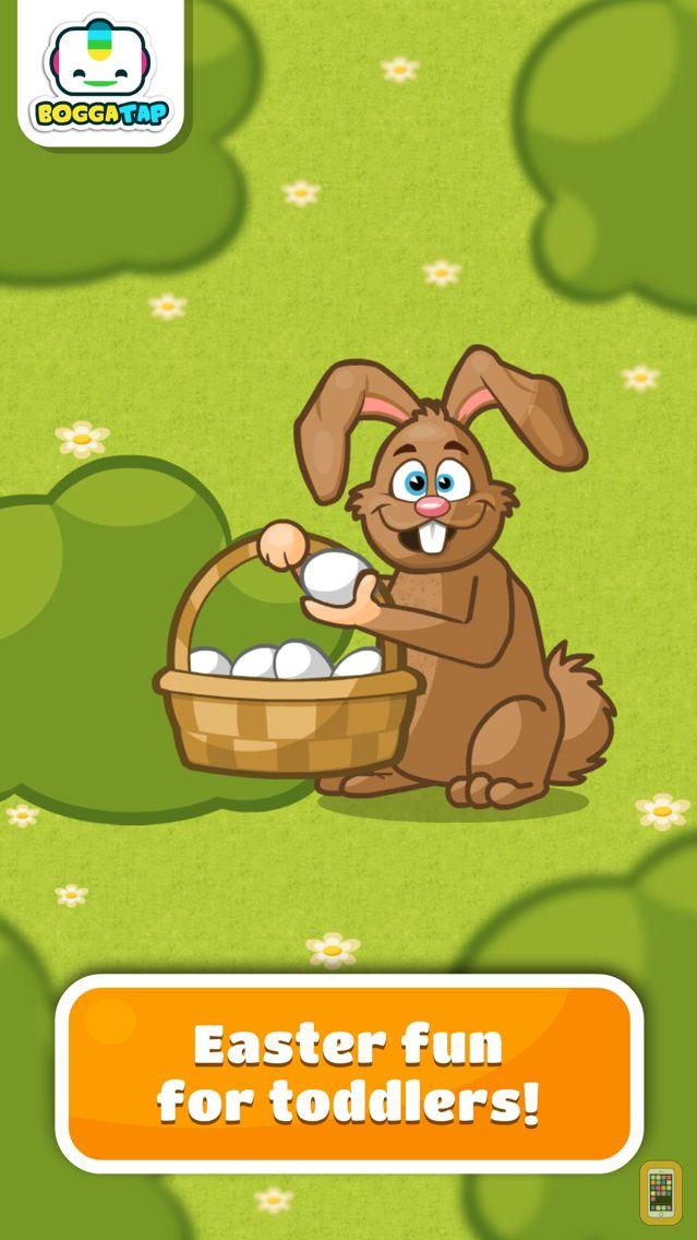 Screenshot - Bogga Easter - game for kids