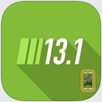 13.1 Half Marathon Trainer by Zen Labs (Universal)