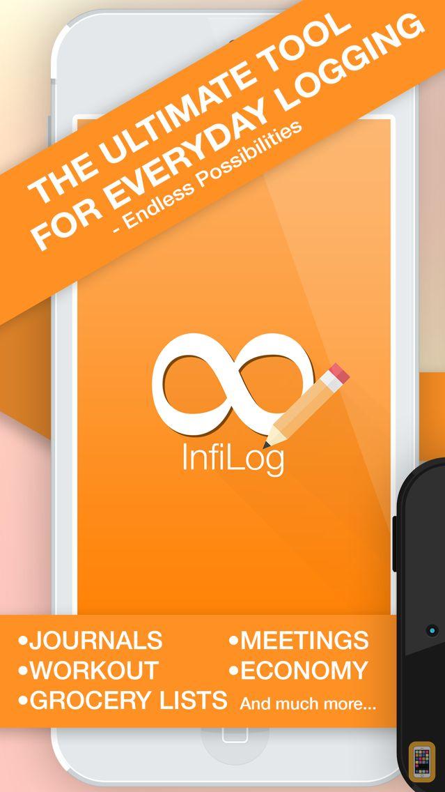 Screenshot - InfiLog - Daily Tracker