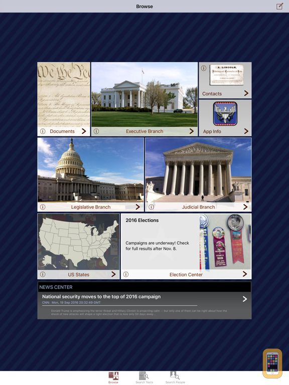 Screenshot - Manual for the United States of America 2nd Ed.