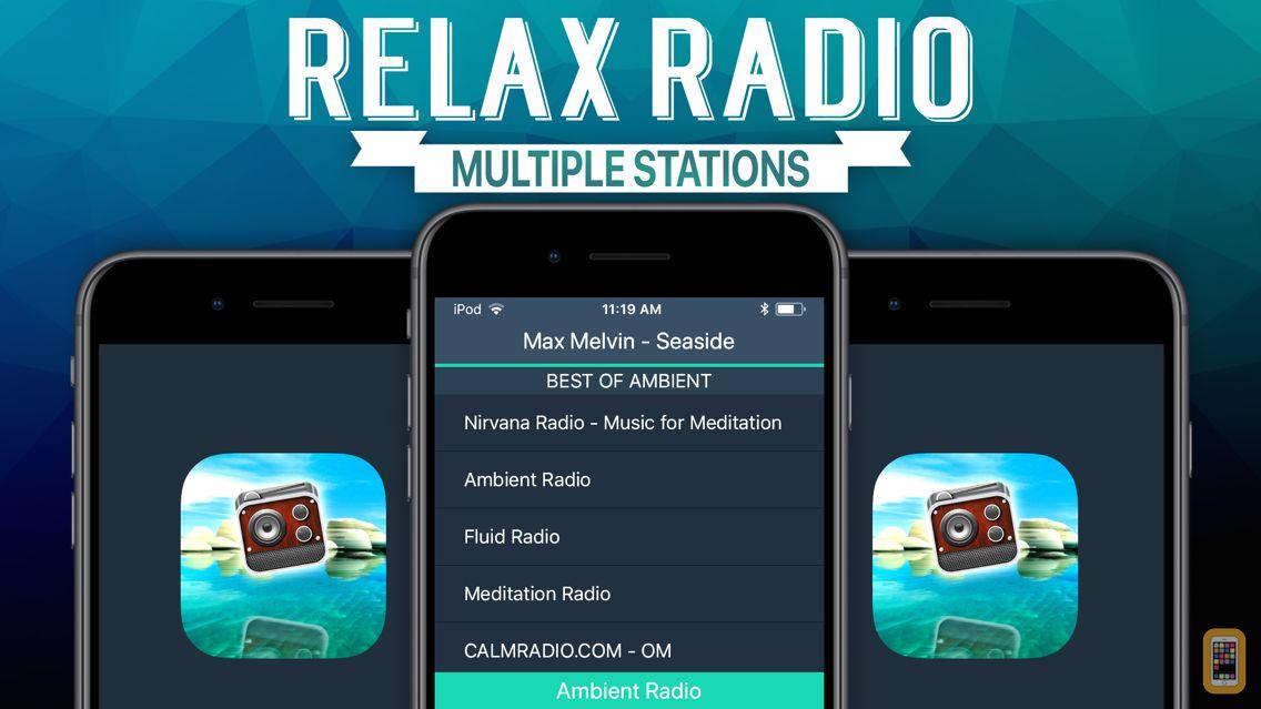 Screenshot - Relax Radio