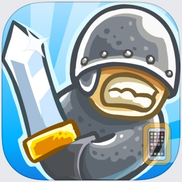 Kingdom Rush by Ironhide S.A. (iPhone)