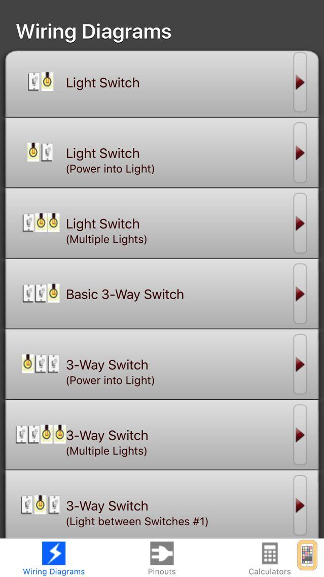 Screenshot - Electric Toolkit - Calculator