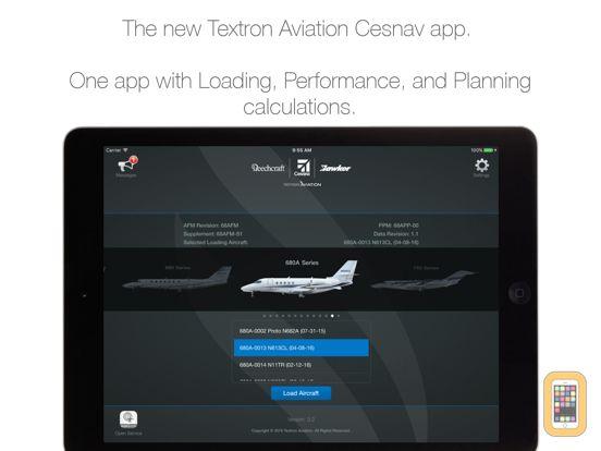 Screenshot - Textron Aviation Cesnav