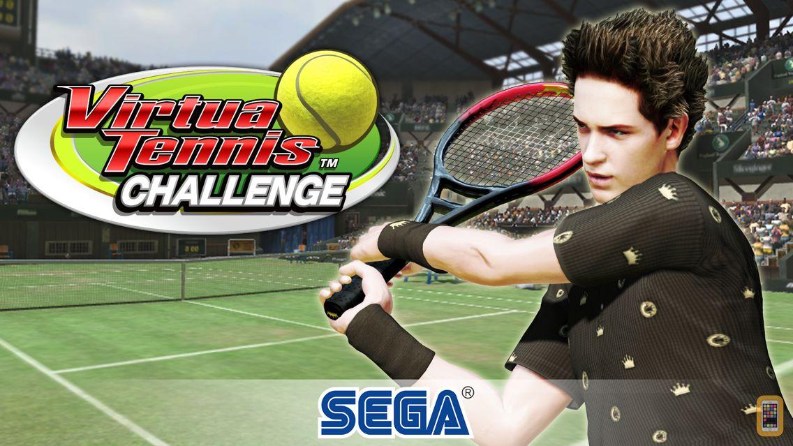 Screenshot - Virtua Tennis Challenge