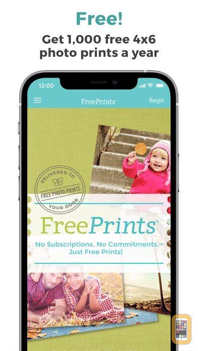 Screenshot - FreePrints – Photos Delivered