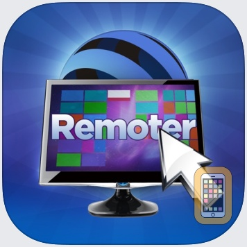 Remoter Pro (VNC, SSH & RDP) by Remoter Labs LLC (Universal)