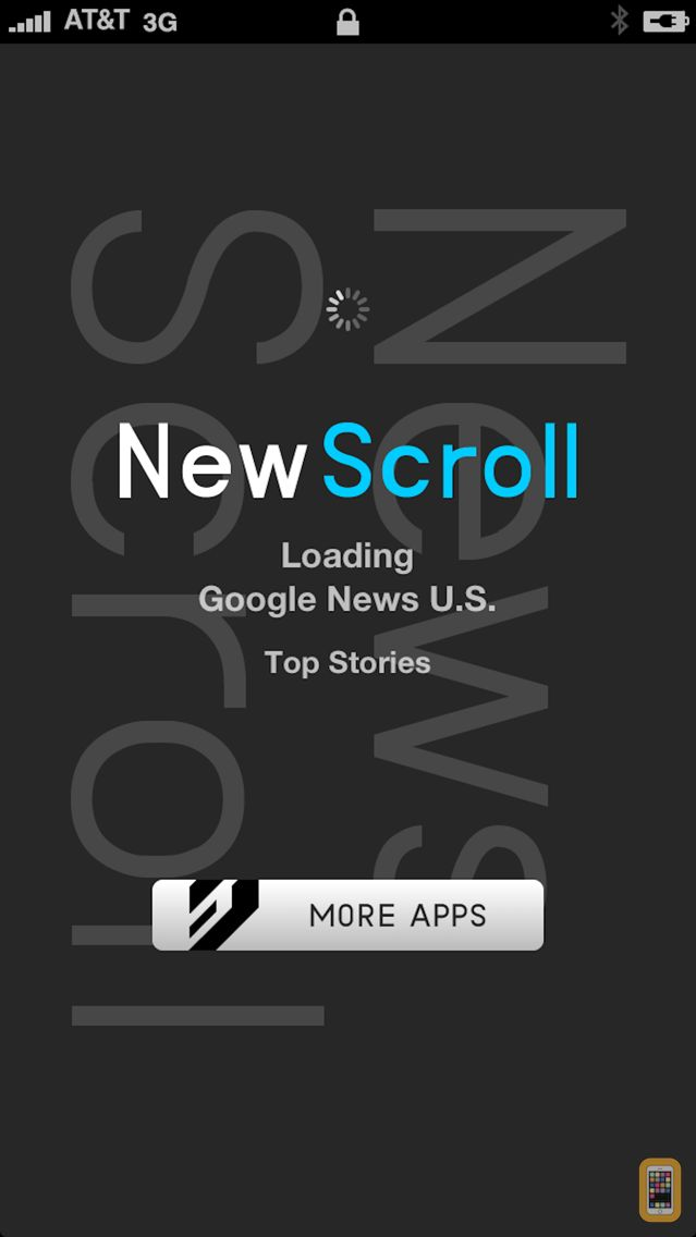 Screenshot - NewScroll