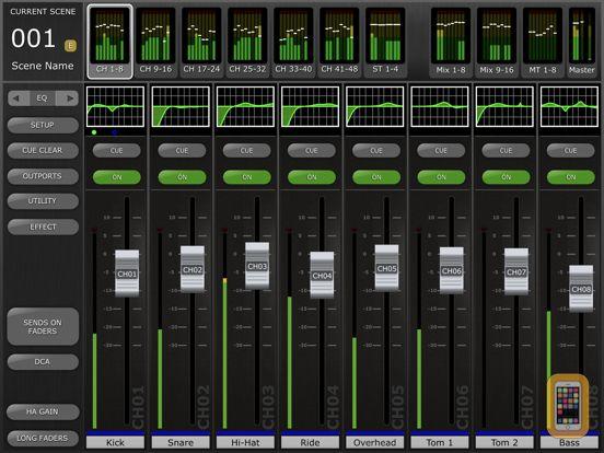 Screenshot - M7CL StageMix - US