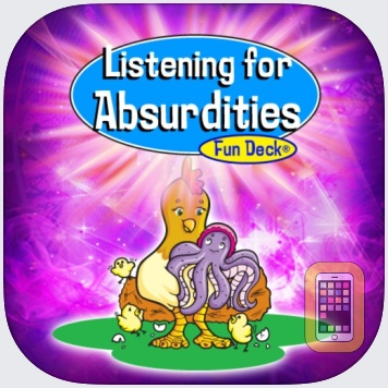 Listening for Absurdities Fun Deck by Super Duper Publications (Universal)