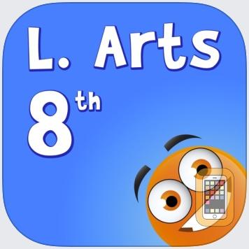 iTooch 8th Grade Language Arts by eduPad Inc. (Universal)