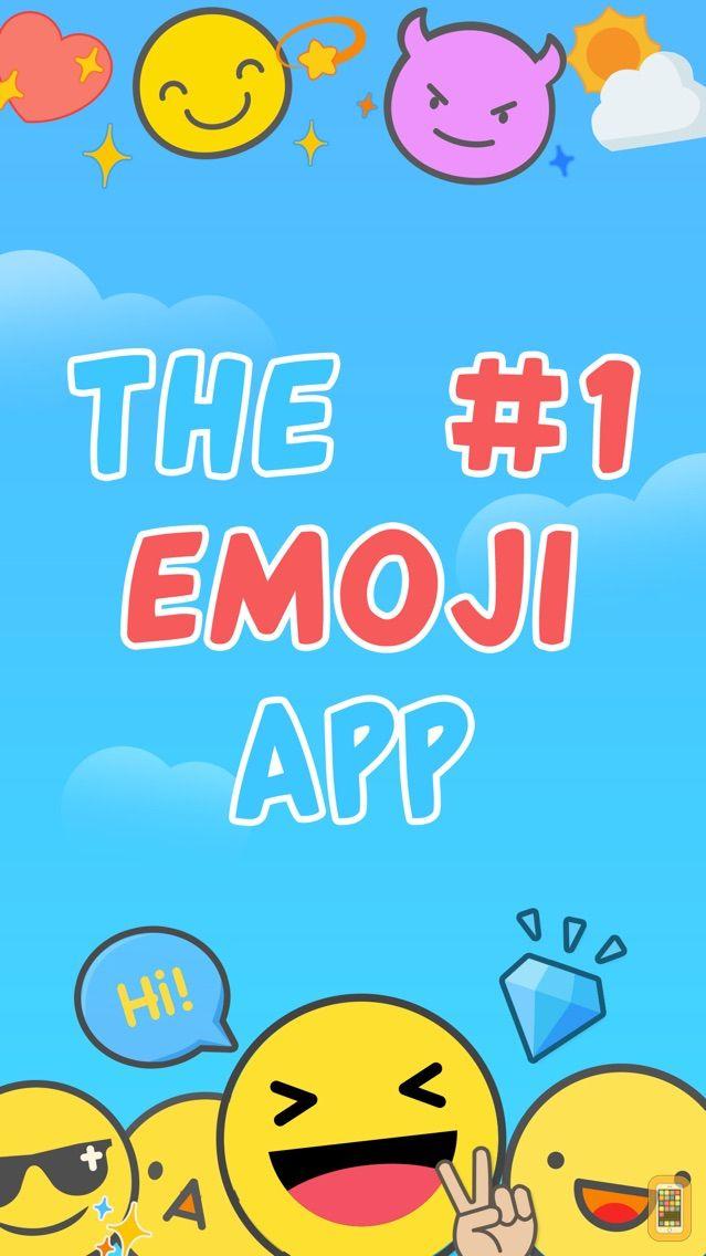 Screenshot - Emoji Free – Emoticons Art and Cool Fonts Keyboard