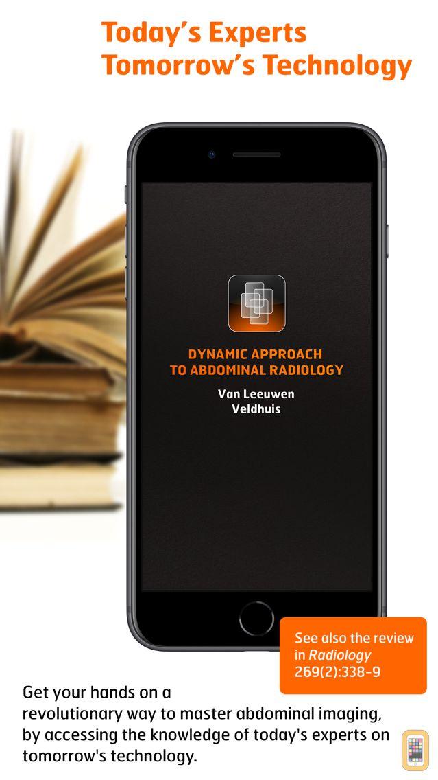 Screenshot - Dynamic Approach to Abdominal Radiology