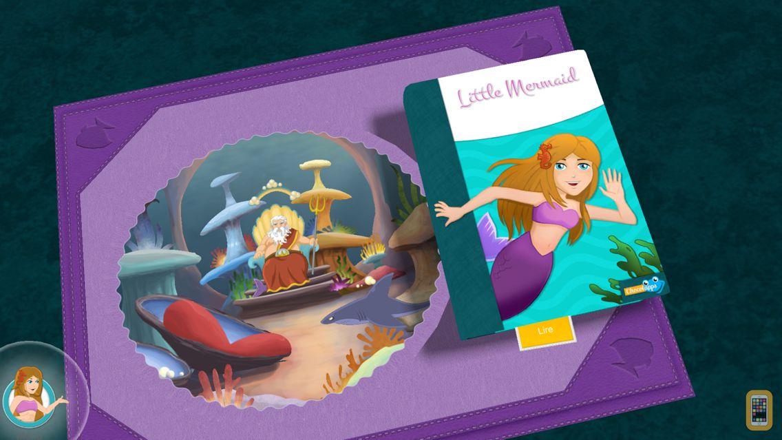 Screenshot - Little Mermaid by Chocolapps