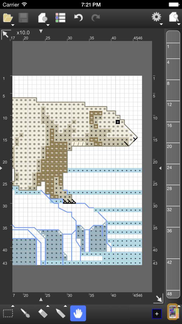 Screenshot - StitchSketch