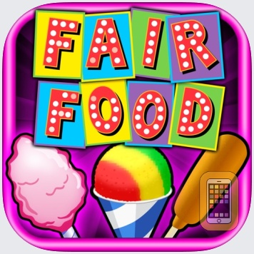 Fair Food Maker Game by Sunstorm Interactive (Universal)