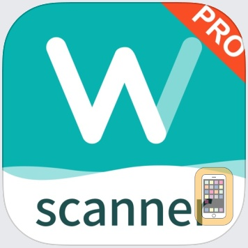 pdf scanner – Wordscanner pro by Xiamen Worldscan Information Technology Co., Ltd. (iPhone)