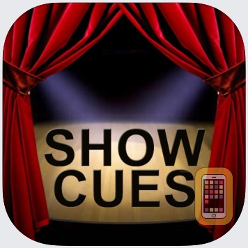 Show Cues for iPad by Carl R Andrews, Inc. (Universal)