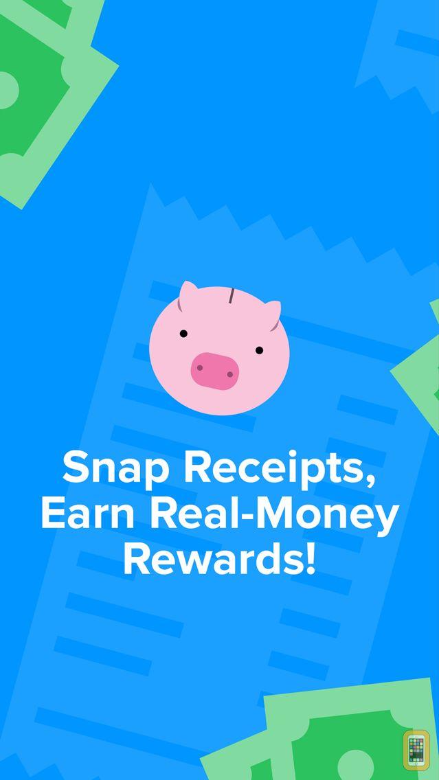Screenshot - Receipt Hog - Snap Receipts. Earn Cash.