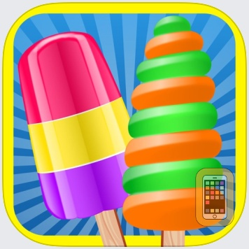 Ice Pop & Popsicle Maker by Ninjafish Studios (Universal)