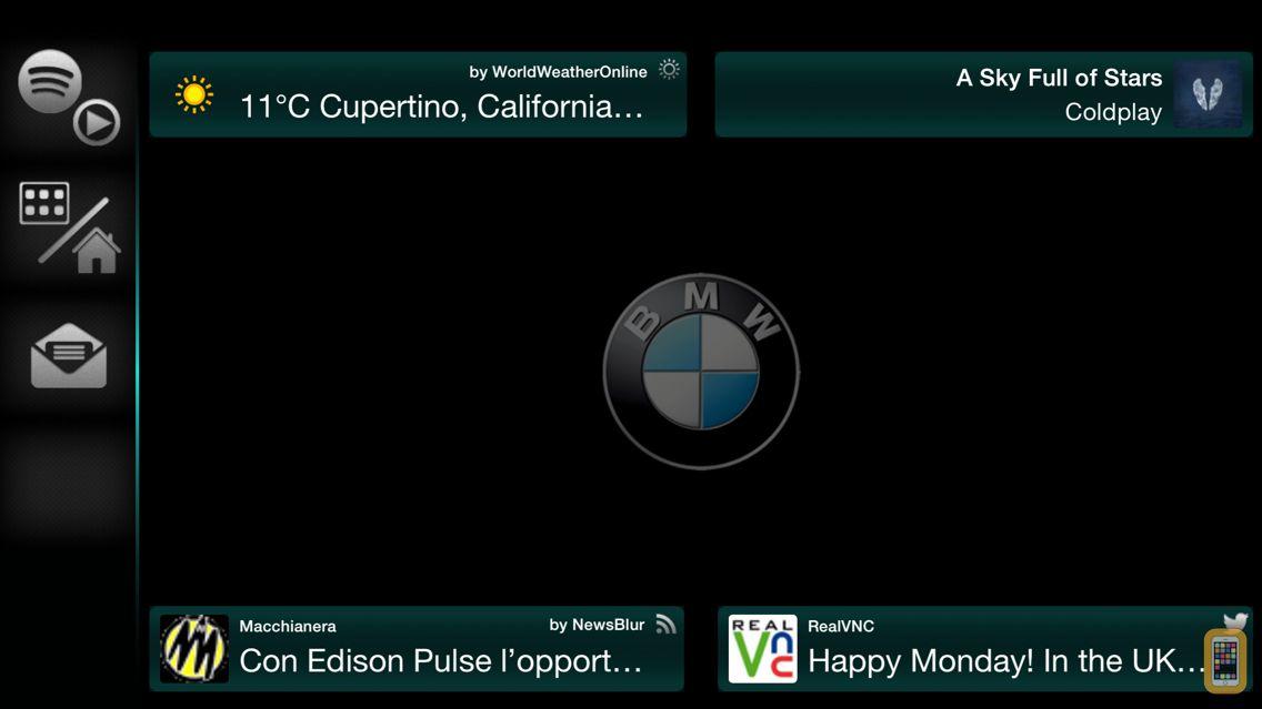 Screenshot - EC Touch - AppRadio & AppInCar