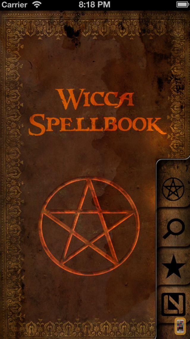 Screenshot - Wicca Spellbook