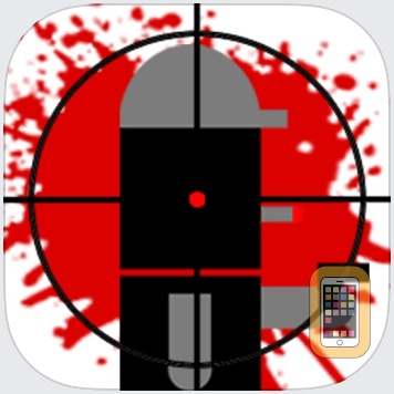 Killer Shooting Sniper X - top game for Clear Vision training by Martin Finch (iPhone)