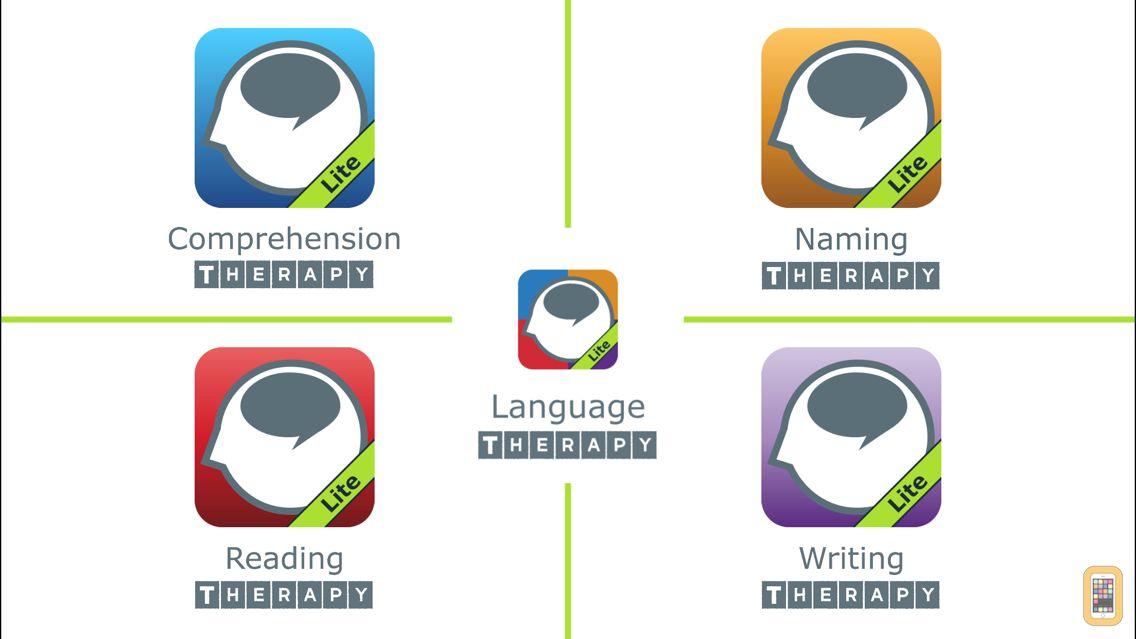 Screenshot - Language Therapy Lite