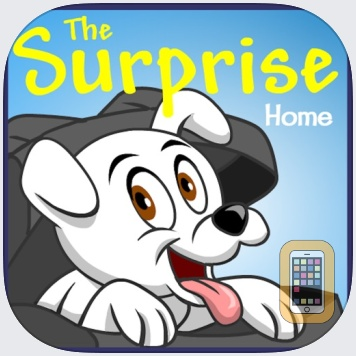 The Surprise (Home) by Hamaguchi Apps for Speech, Language & Auditory Development (iPad)